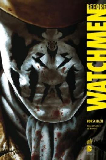 Couverture de l'album Before Watchmen (Recueil) - 3. Rorschach
