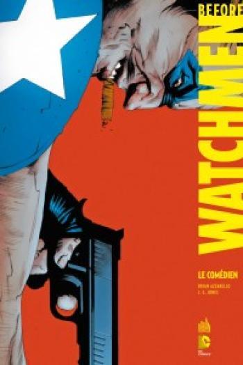 Couverture de l'album Before Watchmen (Recueil) - 7. Le Comédien