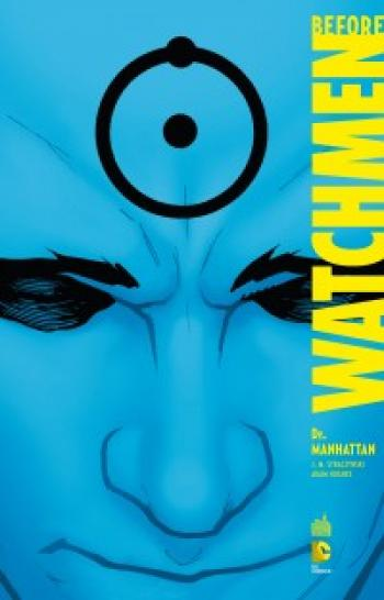Couverture de l'album Before Watchmen (Recueil) - 8. Dr Manhattan