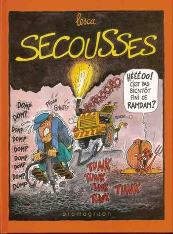 Couverture de l'album Secousses (One-shot)