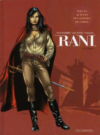 Couverture de l'album Rani - 1. Bâtarde