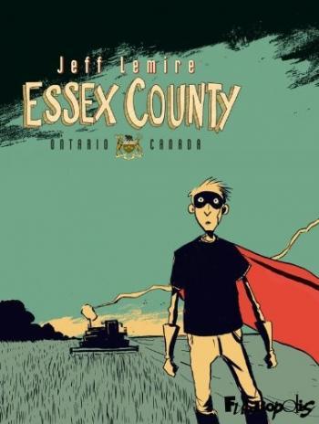 Couverture de l'album Essex County (One-shot)