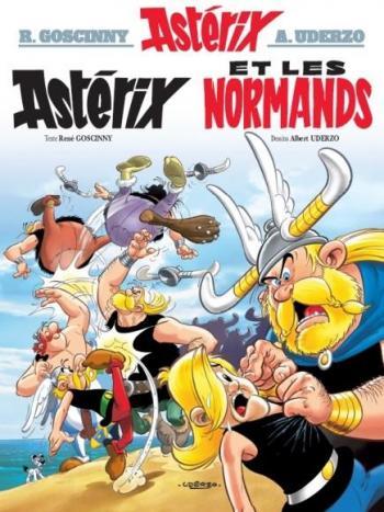 Couverture de l'album Astérix - 9. Astérix et les Normands