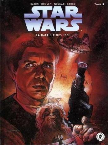 Couverture de l'album Star Wars - Le Cycle de Thrawn (Dark horse) - 6. La Bataille des Jedi III