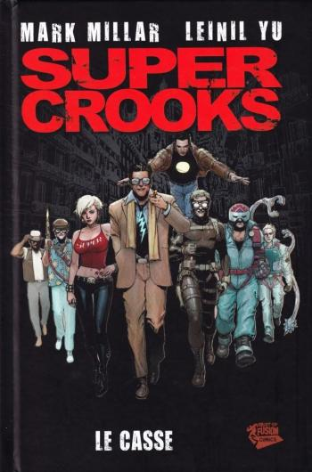 Couverture de l'album Super Crooks (One-shot)