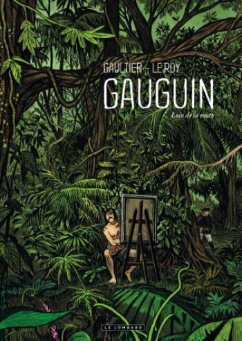 Couverture de l'album Gauguin - Loin de la route (One-shot)