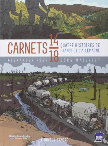 Couverture de l'album Carnets 14-18 (One-shot)