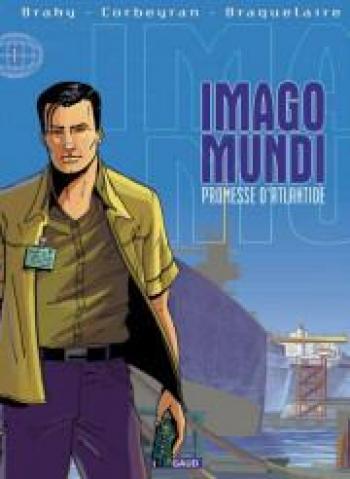 Couverture de l'album Imago Mundi - 1. Promesses d'Atlantide