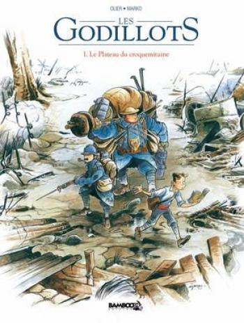 Couverture de l'album Les Godillots - 1. Le Plateau du croquemitaine