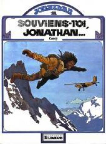 Couverture de l'album Jonathan - 1. Souviens-toi, Jonathan