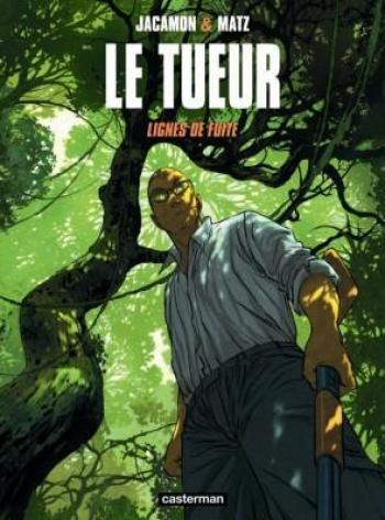 Couverture de l'album Le Tueur - 13. Lignes de fuite