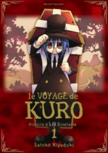 Couverture de l'album Le Voyage de Kuro - 1. Tome 1