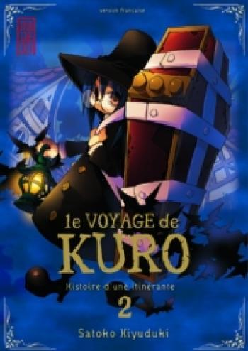 Couverture de l'album Le Voyage de Kuro - 2. Tome 2