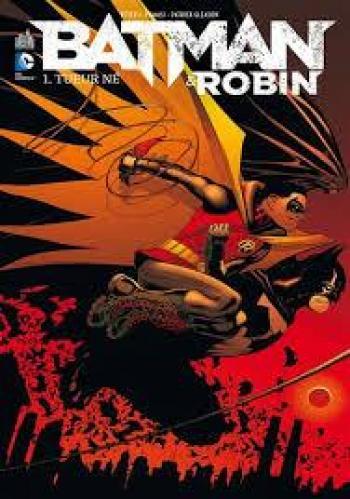 Couverture de l'album Batman & Robin - 1. Tueur né