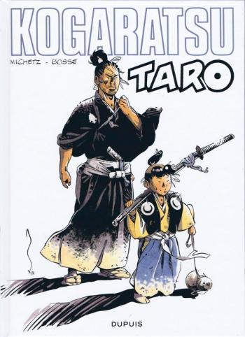 Couverture de l'album Kogaratsu - 13. Taro