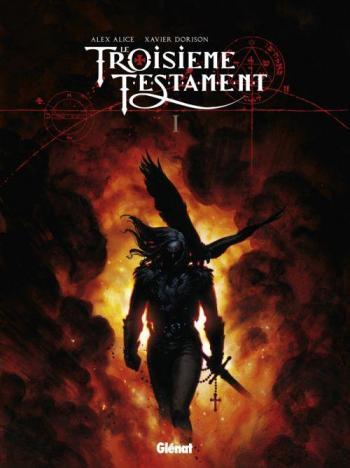 Couverture de l'album Le Troisième Testament - 1. Marc ou Le Réveil du lion