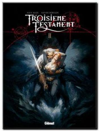 Couverture de l'album Le Troisième Testament - 2. Matthieu ou le Visage de l'ange
