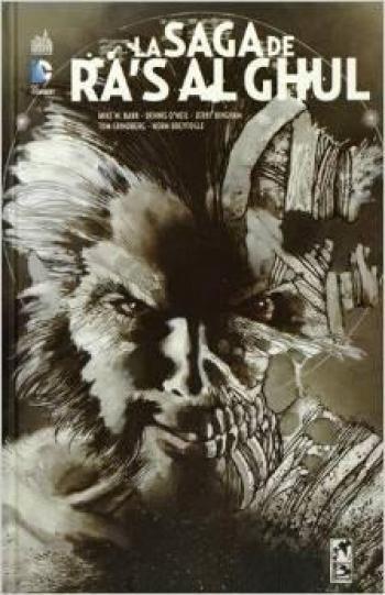 Couverture de l'album La Saga de Ra'S Al Ghul (One-shot)