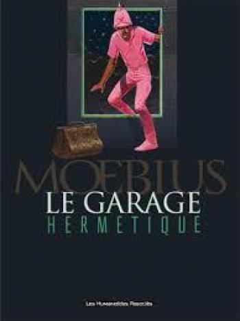 Couverture de l'album Le garage hermétique (One-shot)