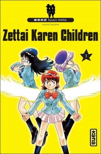 Couverture de l'album Zettai Karen Children - 1. Zettai Karen Children, Tome 1