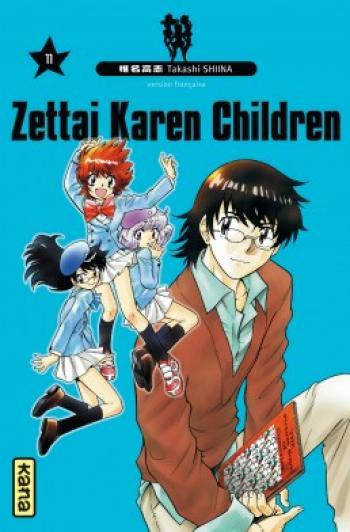 Couverture de l'album Zettai Karen Children - 11. Tome 11