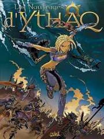 Couverture de l'album Les Naufragés d'Ythaq - 1. Terra Incognita