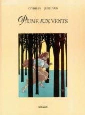Couverture de l'album Plume aux vents (Les 7 Vies de l'Épervier - Deuxième Époque) - 1. La folle et l'assassin