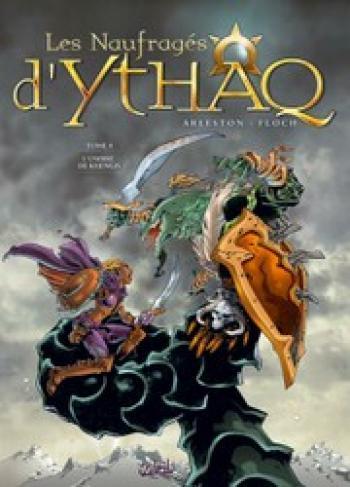 Couverture de l'album Les Naufragés d'Ythaq - 4. L'Ombre de Khengis