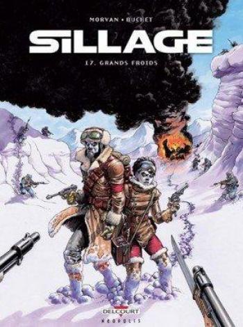 Couverture de l'album Sillage - 17. Grands Froids