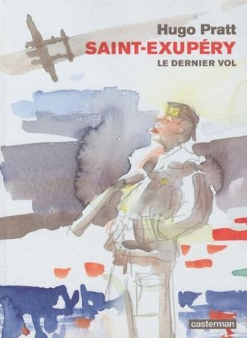 Couverture de l'album Saint-Exupéry - Le Dernier Vol (One-shot)