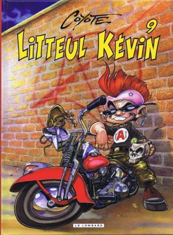 Couverture de l'album Litteul Kévin - 9. Tome 9