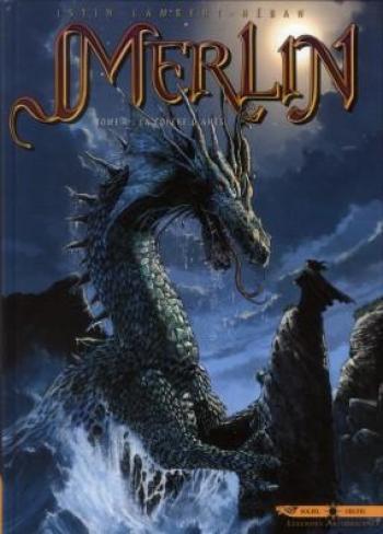 Couverture de l'album Merlin - 1. La colère d'Ahès