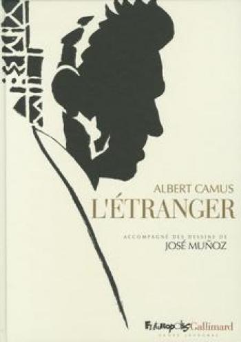 Couverture de l'album L'Étranger (Muñoz) (One-shot)
