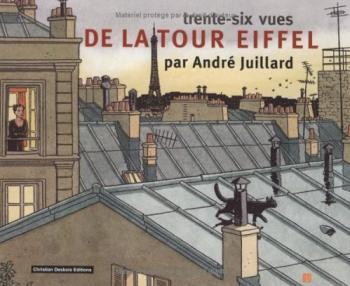 Couverture de l'album Trente-six vues de la tour Eiffel (One-shot)