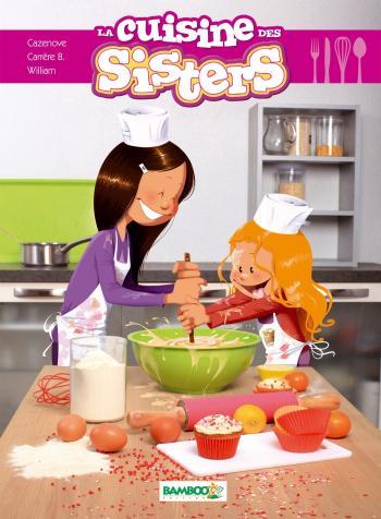 Couverture de l'album Les Sisters - HS. La cuisine des Sisters