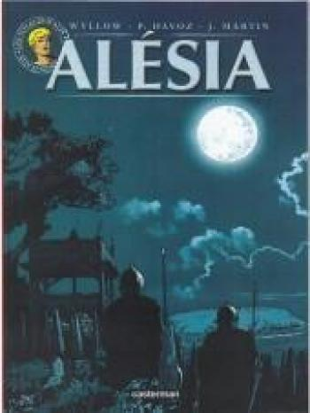 Couverture de l'album Les Voyages d'Alix - 37. Alésia