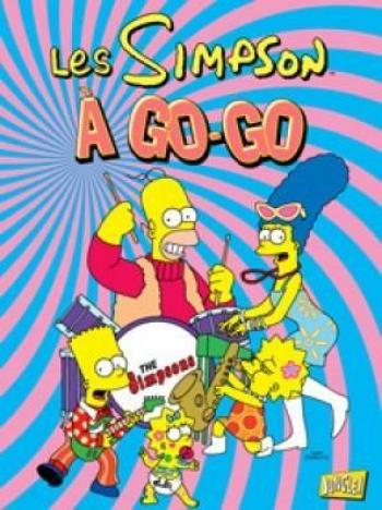Couverture de l'album Les Simpson (Jungle) - 23. A go-go