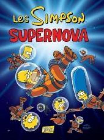Couverture de l'album Les Simpson (Jungle) - 25. Supernova