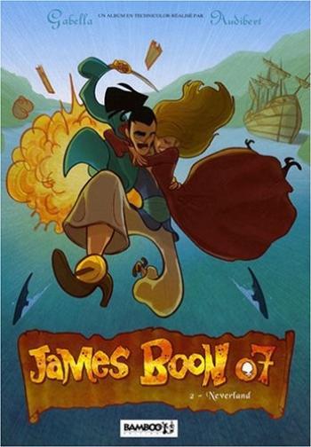 Couverture de l'album James Boon 07 - 2. Neverland