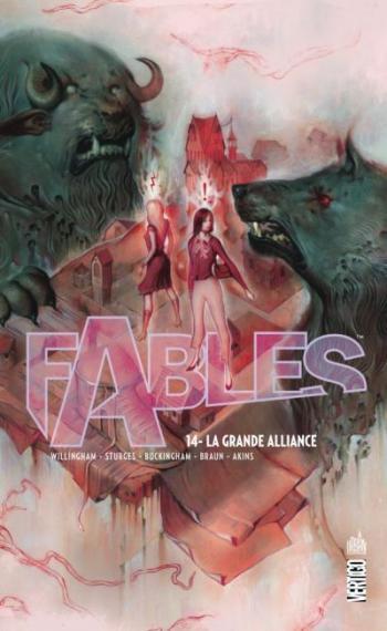 Couverture de l'album Fables (Edition cartonnée) - 14. La grande alliance