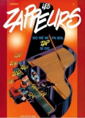 Couverture de l'album Les Zappeurs - 7. Do ré mi fa sol Zap si do