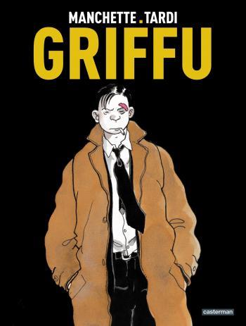 Couverture de l'album Griffu (One-shot)