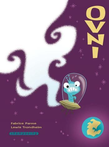 Couverture de l'album OVNI (One-shot)