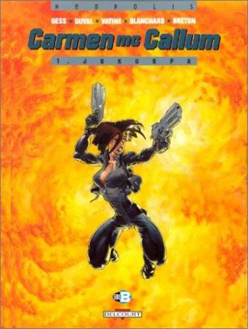 Couverture de l'album Carmen Mc Callum - 1. Jukurpa
