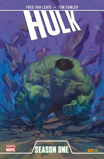 Couverture de l'album Season One - 3. Hulk