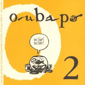 Couverture de l'album OuPus - 2. OuPus 2