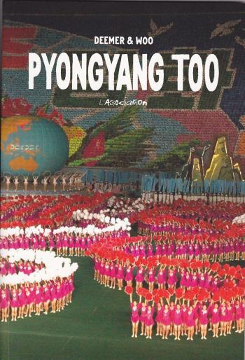 Couverture de l'album Pyongyang too (One-shot)