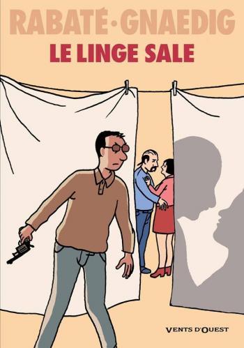 Couverture de l'album Le Linge sale (One-shot)