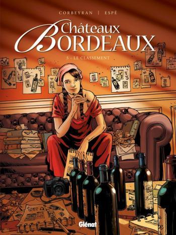 Couverture de l'album Châteaux Bordeaux - 5. Le Classement