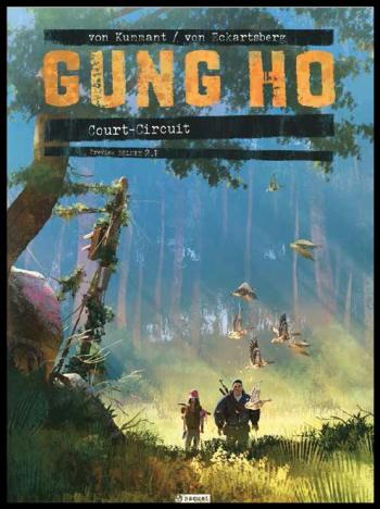 Couverture de l'album Gung Ho - 3. Court-circuit 2.1